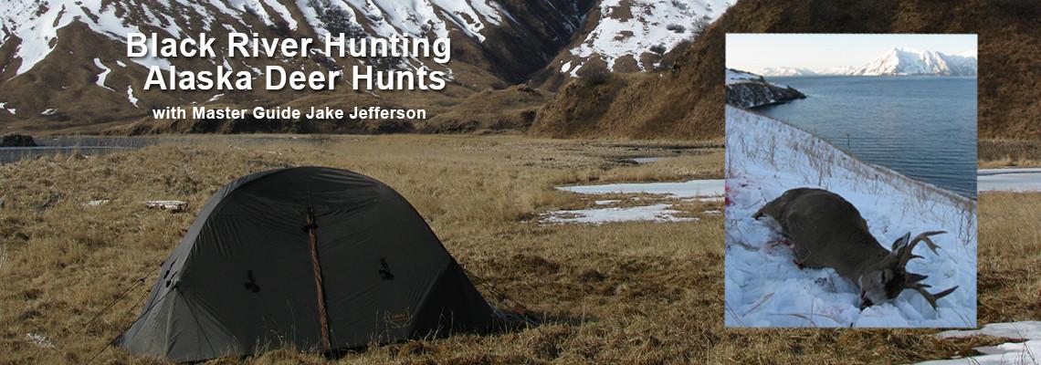 3 Deer Hunting Alaska